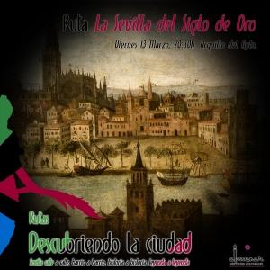 Detalle vista de Sevilla XVI